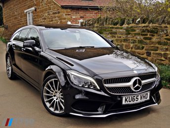 2015 MERCEDES-BENZ CLS CLASS CLS 3.0 CLS350 AMG Line Shooting Brake 9G-Tronic Plus 255 BHP £25990.00