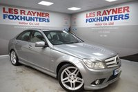 USED 2010 60 MERCEDES-BENZ C CLASS 2.1 C250 CDI BLUEEFFICIENCY SPORT 4d AUTO 204 BHP Park sensors, Bluetooth, Half Leather, Cruise control