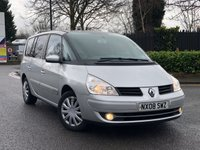 USED 2008 08 RENAULT GRAND ESPACE 2.0 TECH RUN EXPRESSION DCI 5d 150 BHP