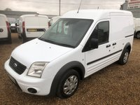 USED 2012 62 FORD TRANSIT CONNECT 1.8 T230 TREND HR VDPF 1d 89 BHP 81000 MILES FULL DEALER SERVICE HISTORY * AIR/CON * ONE OWNER FROM NEW