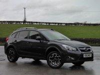 USED 2012 12 SUBARU XV 2.0 I SE 5d 150 BHP VERY LOW MILES, LOVELY EXAMPLE, MANUAL
