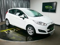 USED 2014 14 FORD FIESTA 1.0 ZETEC 5d 99 BHP £0 DEPOSIT FINANCE AVAILABLE, AIR CONDITIONING, AUX INPUT, BLUETOOTH CONNECTIVITY, CLIMATE CONTROL, DAYTIME RUNNING LIGHTS, FORD SYNC WITH VOICE CONTROL, REAR PARKING SENSORS, START/STOP SYSTEM, STEERING WHEEL CONTROLS, TRIP COMPUTER, USB INPUT