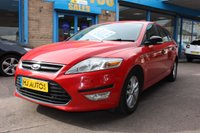 USED 2012 61 FORD MONDEO ESTATE 1.6 ZETEC TDCI 5dr 114 BHP NEED FINANCE??? APPLY WITH US!!!