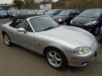 2005 MAZDA MX-5 1.8 I 2d 144 BHP £2495.00