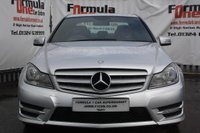USED 2013 62 MERCEDES-BENZ C-CLASS 2.1 C220 CDI BlueEFFICIENCY AMG Sport 4dr (Map Pilot) 2 OWNERS+EXCELLENT CONDITION