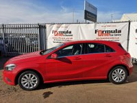 USED 2014 64 MERCEDES-BENZ A-CLASS 1.5 A180 CDI SE 7G-DCT 5dr AUTOMATIC+LOW MILES+SAT NAV
