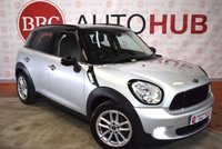 USED 2015 64 MINI COUNTRYMAN 1.6 COOPER D BUSINESS 5d 110 BHP
