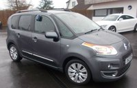 USED 2012 CITROEN C3 PICASSO 1.6 PICASSO EXCLUSIVE HDI 5d 90 BHP £30.00 PER YEAR ROAD TAX