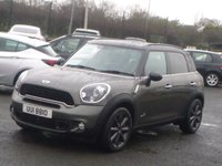 USED 2014 MINI COUNTRYMAN 2.0 COOPER SD ALL4 5d 141 BHP