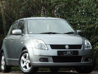 2006 SUZUKI SWIFT 1.5 GLX VVTS 5d 101 BHP £2995.00