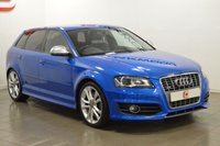 USED 2010 10 AUDI S3 2.0 TFSI QUATTRO 5d 261 BHP ONLY 45K + AUDI HISTORY + TWO TONE LEATHER + MANUAL + SAT NAV