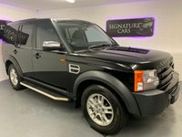 2008 LAND ROVER DISCOVERY 2.7 3 TDV6 GS 5d AUTO 188 BHP