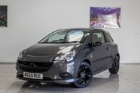 USED 2015 65 VAUXHALL CORSA 1.4 LIMITED EDITION 3d 90 BHP MARCH 2020 MOT & Just Been Serviced, LED Dayrunning Lights, Cruise Control, Sports Suspension, Alloy Wheels, Isofix
