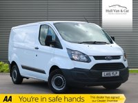 USED 2016 16 FORD TRANSIT CUSTOM 2.2 290 LR P/V 1d 99 BHP JUST ARRIVED,DETAILS TO FOLLOW