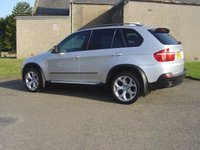 USED 2007 57 BMW X5 3.0 D SE 5STR 5d AUTO 232 BHP