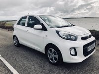 USED 2015 65 KIA PICANTO 1.0 1 5dr 1 OWNER.£20 TAX