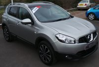 USED 2012 12 NISSAN QASHQAI 1.5 N-TEC PLUS DCI 5d 110 BHP 2 Owners - 5 Service Stamps - Huge Specification