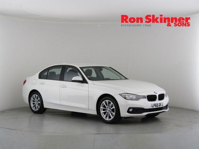 View our 2016 65 BMW 3 SERIES 2.0 320D SE 4d 188 BHP