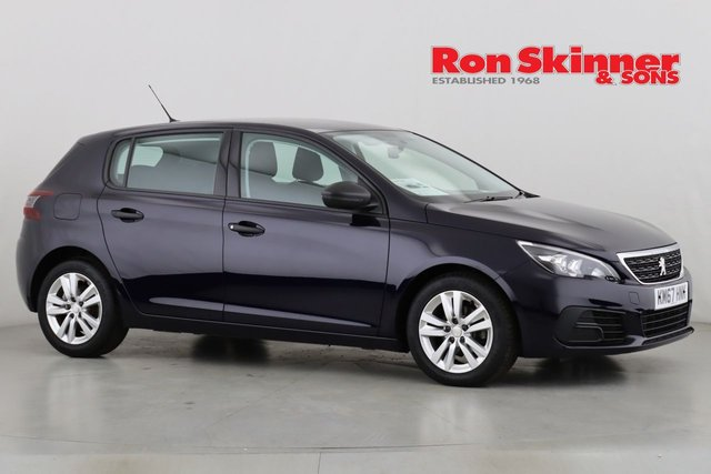View our 2017 67 PEUGEOT 308 1.6 BLUE HDI S/S ACCESS 5d 100 BHP