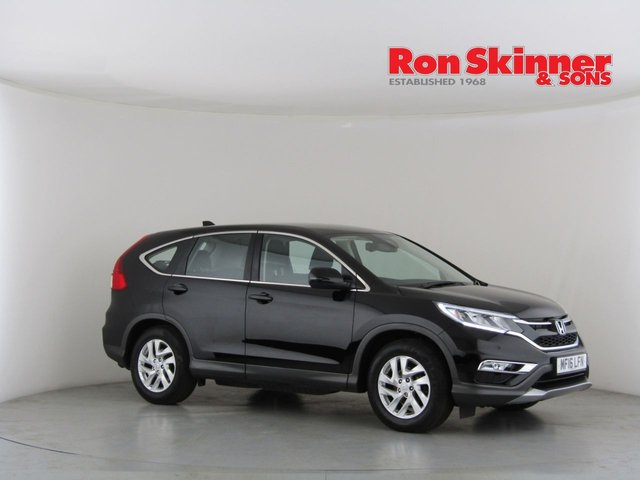View our 2016 16 HONDA CR-V 1.6 I-DTEC SE 5d 118 BHP