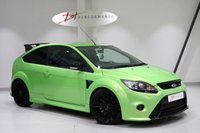 USED 2010 60 FORD FOCUS 2.5 RS 3d 350 BHP GREAT MODIFICATIONS LUX PACK 1 DYNAMICA RECAROS