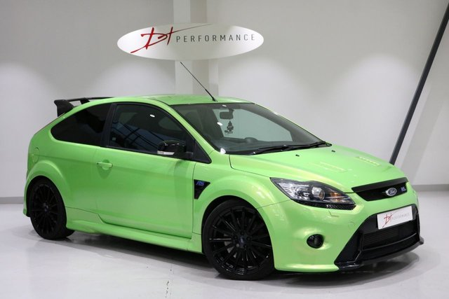 2010 60 FORD FOCUS 2.5 RS 3d 350 BHP GREAT MODIFICATIONS