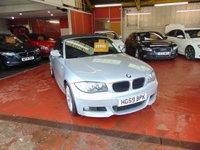 2009 BMW 1 SERIES 2.0 118D M SPORT 2d 141 BHP £5995.00