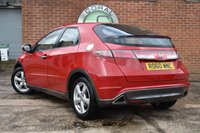 USED 2010 60 HONDA CIVIC 1.8 I-VTEC SE 5d AUTO 138 BHP WE OFFER FINANCE ON THIS CAR