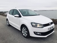 USED 2013 63 VOLKSWAGEN POLO 1.2 Match Edition 5dr LOW MILES.FSH.