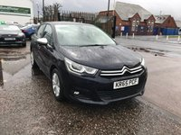 2015 CITROEN C4 1.6 BLUEHDI FLAIR 5d 98 BHP £7999.00