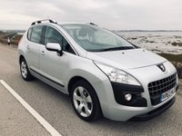 USED 2013 63 PEUGEOT 3008 1.6 HDi FAP Active 5dr FSH. LOCAL P/EX.