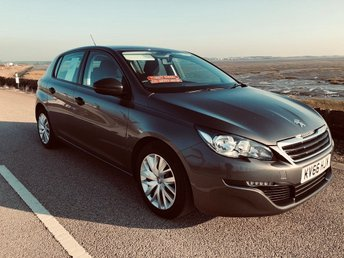 2016 PEUGEOT 308 1.6 BlueHDi Access 5dr (start/stop) £6995.00