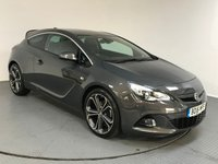 USED 2016 16 VAUXHALL ASTRA 1.6 GTC LIMITED EDITION CDTI S/S 3d 134 BHP SAT NAV - REAR SENSORS - AIR CON  - SERVICE HISTORY - ONE OWNER - BLUETOOTH - HEATED FRONT SEAT