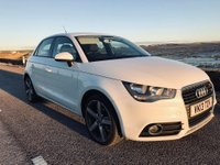 USED 2013 13 AUDI A1 1.2 TFSI Sport Sportback 5dr Petrol Manual (118 g/km, 85 bhp) £30 TAX.SMART CAR.