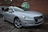USED 2011 61 PEUGEOT 508 2.0 ALLURE SW HDI FAP 5d 163 BHP WE OFFER FINANCE ON THIS CAR