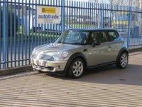 2009 MINI HATCH COOPER 1.6 COOPER 3d 118 BHP £3695.00