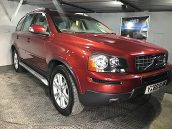 2010 VOLVO XC90 2.4 D5 SE AWD 5d AUTO 185 BHP £10250.00