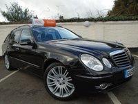 2008 MERCEDES-BENZ E CLASS 3.0 E280 CDI SPORT 5d AUTOMATIC 7 SEATER 187 BHP £6999.00