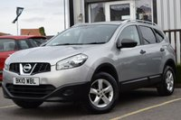 USED 2010 10 NISSAN QASHQAI+2 1.6 VISIA PLUS 2 5d 113 BHP Service History & Serviced With New Mot On Sale