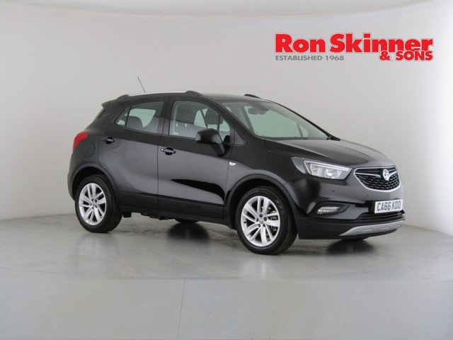 View our 2017 66 VAUXHALL MOKKA X 1.6 ACTIVE CDTI S/S 5d 134 BHP