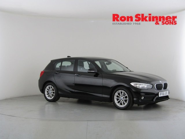 View our 2017 66 BMW 1 SERIES 1.5 116D ED PLUS 5d 114 BHP
