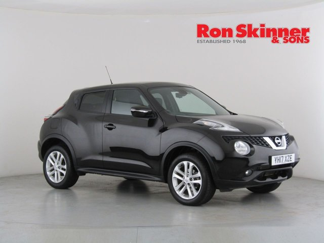 View our 2017 17 NISSAN JUKE 1.2 N-CONNECTA DIG-T 5d 115 BHP