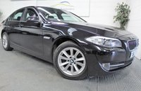2011 BMW 5 SERIES 2.0 520D EFFICIENTDYNAMICS 4d 181 BHP £7990.00