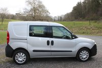 2014 VAUXHALL COMBO VAN 1.2 2300 L1H1 CDTI S/S ECOFLEX CREWCAB 1d 90 BHP £5000.00