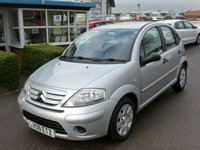 USED 2009 CITROEN C3 C3 1.4 HDI 70 AIRDREAM+ 2009 CITREON C3 1.4 HDI 70 AIRDREAM + 5 DOOR. 38K, FSH, ARTIC SILVER, PARKING SENSORS