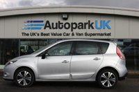 2012 RENAULT SCENIC 1.5 DYNAMIQUE TOMTOM BOSE PACK DCI 5d 110 BHP £4295.00