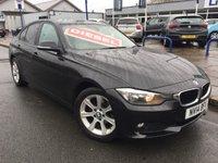 2014 BMW 3 SERIES 2.0 316D ES 4d 114 BHP £9477.00