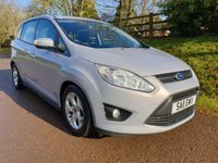 2011 FORD GRAND C-MAX 1.6 ZETEC TDCI 5d 114 BHP £SOLD