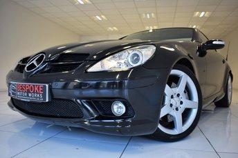2008 MERCEDES-BENZ SLK 350 3.5 2 DOOR  £8995.00