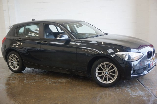 2014 64 BMW 1 SERIES 2.0 116D SE 5d AUTO 114 BHP SOLD TO SOMAN MAHMOOD FROM BURY